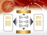 Dunking PowerPoint Template#13