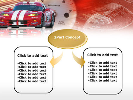 Speed Racer PowerPoint Template Slide 4