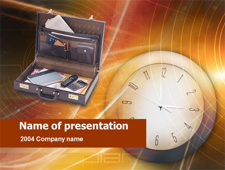 Business Case PowerPoint Template