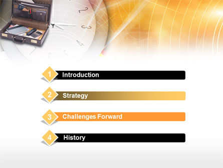 Business Case PowerPoint Template, Slide 3, 00513, Business — PoweredTemplate.com