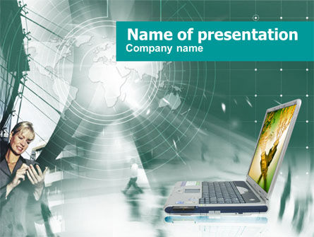 Scientific Experiment PowerPoint Template