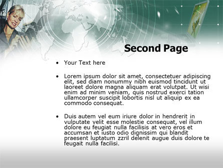 Scientific Experiment PowerPoint Template Slide 2