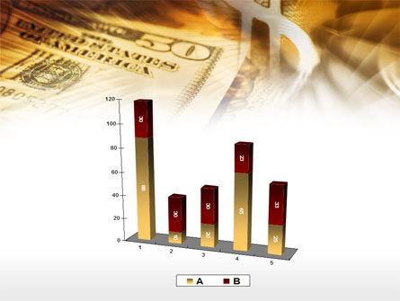 Dollar Investment PowerPoint Template Slide 17