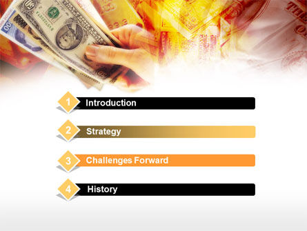 Gold Investment PowerPoint Template Slide 3