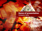 Gold Investment PowerPoint Template#1