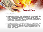 Gold Investment PowerPoint Template#2