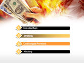 Gold Investment PowerPoint Template#3