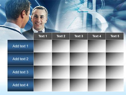 Financial Consultant PowerPoint Template Slide 15
