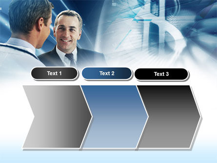 Financial Consultant PowerPoint Template Slide 16