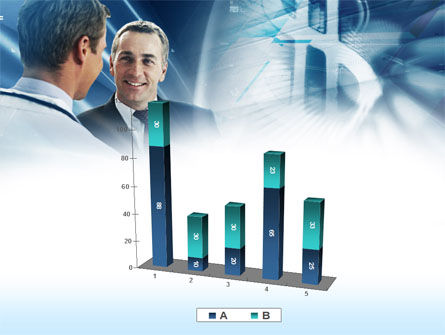 Financial Consultant PowerPoint Template Slide 17