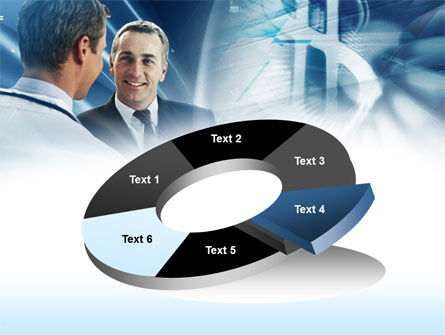 Financial Consultant PowerPoint Template Slide 19