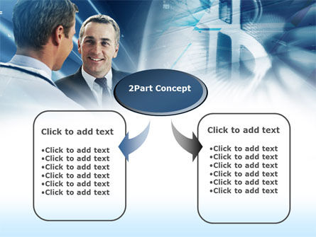 Financial Consultant PowerPoint Template, Slide 4, 00532, Financial/Accounting — PoweredTemplate.com