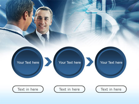 Financial Consultant PowerPoint Template Slide 5
