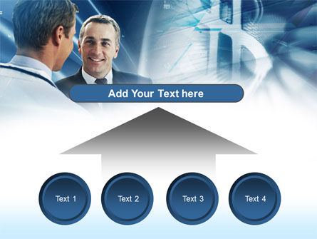 Financial Consultant PowerPoint Template Slide 8