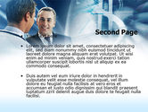 Financial Consultant PowerPoint Template#2