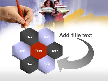 Children's Education PowerPoint Template Slide 11
