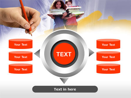 Children's Education PowerPoint Template Slide 12