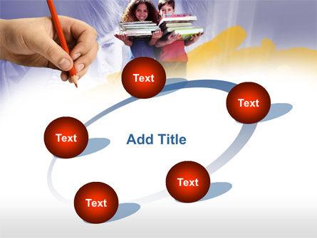 Children's Education PowerPoint Template Slide 14