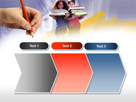 Children's Education PowerPoint Template Slide 16