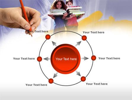 Children's Education PowerPoint Template Slide 7