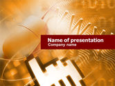 Technology and Science: Click PowerPoint Template #00537