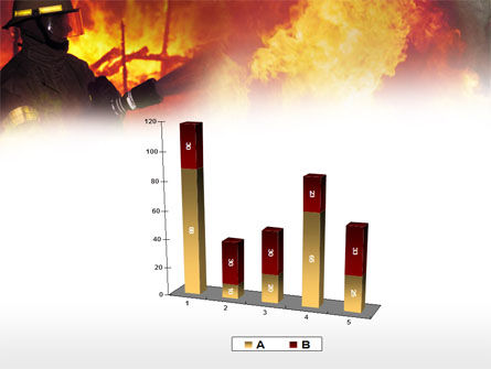 Fireman Free PowerPoint Template Slide 17