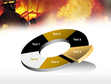 Fireman Free PowerPoint Template Slide 19