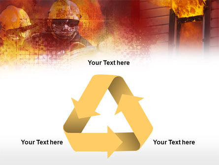 Firefighting Free PowerPoint Template Slide 10