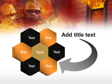 Free Firefighting PowerPoint Template Slide 11