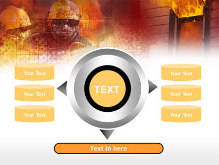 Free Firefighting PowerPoint Template Slide 12