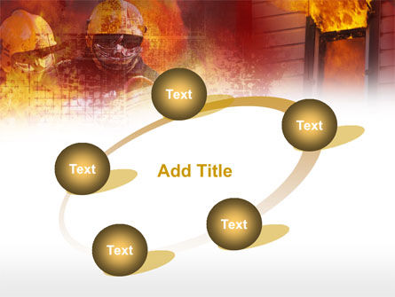 Free Firefighting PowerPoint Template Slide 14