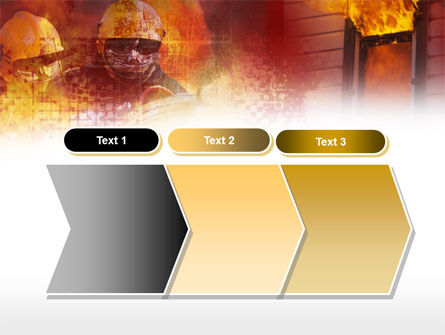 Free Firefighting PowerPoint Template Slide 16