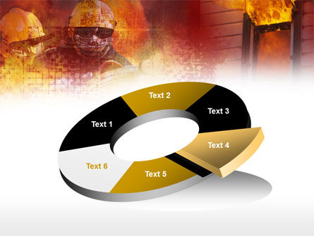 Free Firefighting PowerPoint Template Slide 19