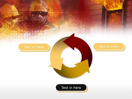 Free Firefighting PowerPoint Template Slide 9