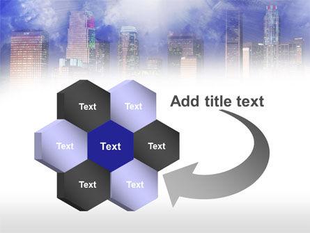 Civilization Of Megalopolis PowerPoint Template Slide 11