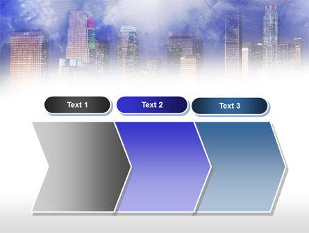 Civilization Of Megalopolis PowerPoint Template Slide 16