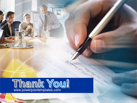Contract Signing PowerPoint Template Slide 20