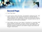 Business Agreement Discussion PowerPoint Template#2