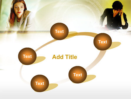Collaboration PowerPoint Template Slide 14