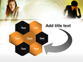 Collaboration PowerPoint Template#11