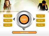 Collaboration PowerPoint Template#12