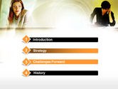 Collaboration PowerPoint Template#3
