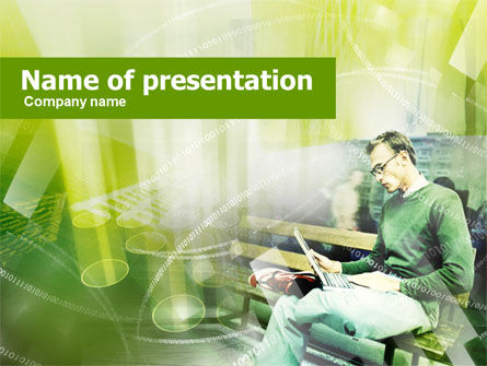 Education & Training: Freelancer PowerPoint Template #00554