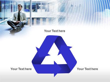 Business Success Worker PowerPoint Template Slide 10