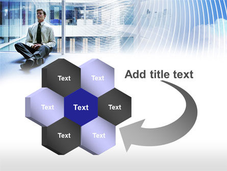 Business Success Worker PowerPoint Template Slide 11