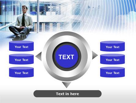 Business Success Worker PowerPoint Template Slide 12