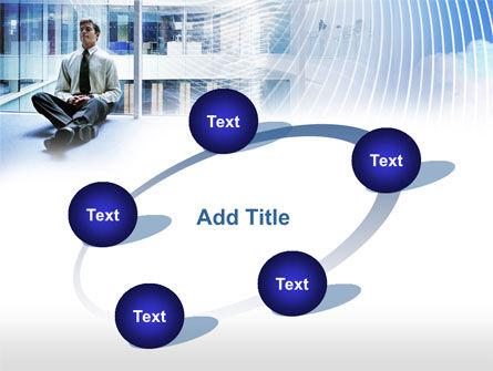 Business Success Worker PowerPoint Template Slide 14