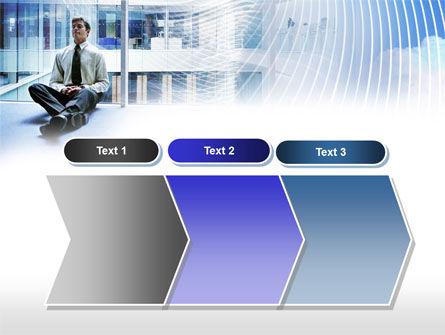 Business Success Worker PowerPoint Template Slide 16