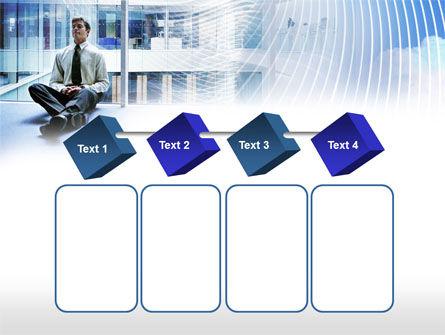 Business Success Worker PowerPoint Template Slide 18