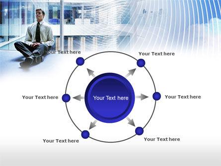 Business Success Worker PowerPoint Template Slide 7